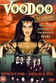 Voodoo Academy (2000) Poster - Movie Forum, Cast, Reviews