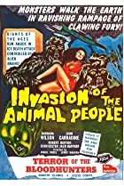 Image of Invasion of the Animal People