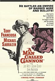A Man Called Gannon (1968) Poster - Movie Forum, Cast, Reviews