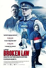 Broken Law (2020) poster
