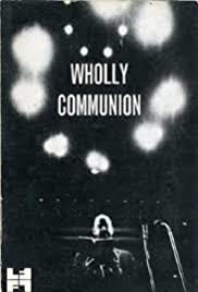 Wholly Communion Poster