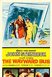 The Wayward Bus (1957) Poster - Movie Forum, Cast, Reviews