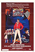 W.W. and the Dixie Dancekings (1975) Poster
