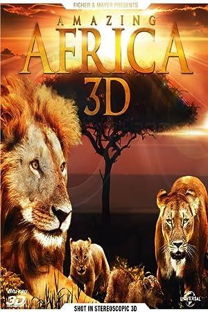 Amazing Africa 3D -