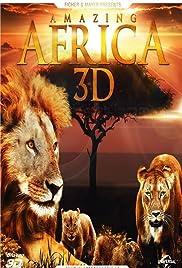 Faszination Afrika 3D Poster