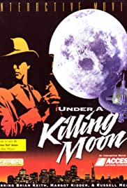 Under a Killing Moon (1994) Poster - Movie Forum, Cast, Reviews