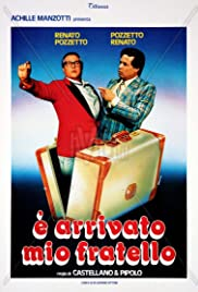 È arrivato mio fratello (1985) Poster - Movie Forum, Cast, Reviews