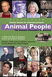 Animal People: The Humane Movement in America Poster