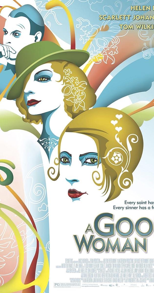 Gera moteris / A Good Woman (2004) Online