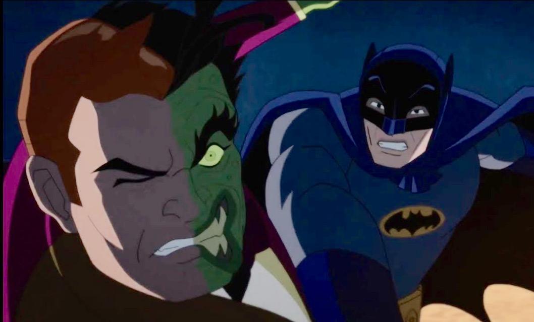 Batman vs. Two-Face (2017), film online HD, subtitrat în Română