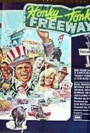 Honky Tonk Freeway Poster