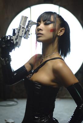 Bai Ling at The Gene Generation (2007)