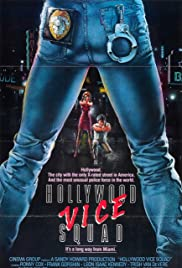 Hollywood Vice Squad Poster