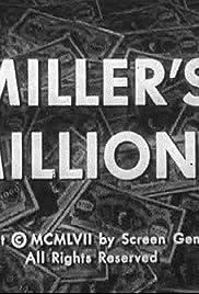 Miller's Millions Poster