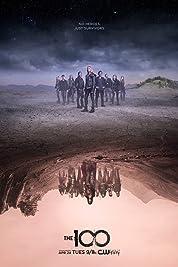 The 100 - Season 3 poster