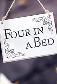 Four in a Bed Poster