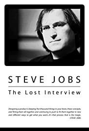 Steve Jobs: The Lost Interview (2012) Poster - Movie Forum, Cast, Reviews