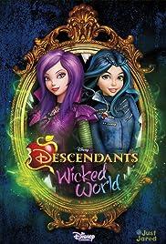 Descendants: Wicked World Poster