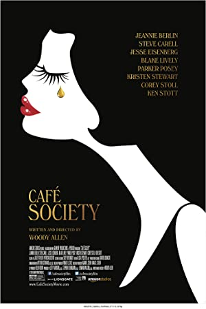 Café Society Dublado