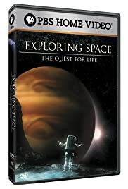 Exploring Space: The Quest for Life Poster