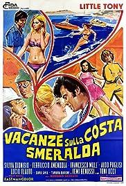 Vacanze sulla Costa Smeralda Poster