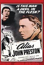 Primary image for Alias John Preston