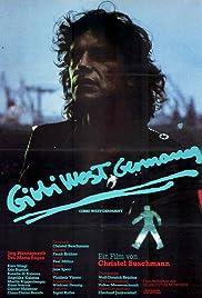 Gibbi - Westgermany Poster