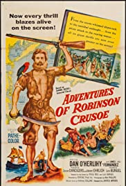 Robinson Crusoe(1954) Poster - Movie Forum, Cast, Reviews