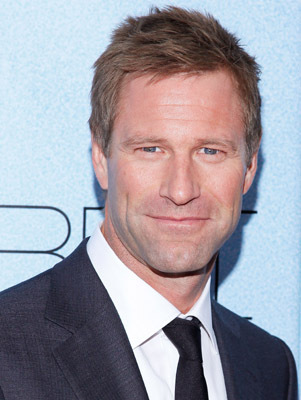 Aaron Eckhart at an event for Rabbit Hole (2010)