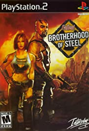 Fallout: Brotherhood of Steel Poster