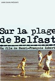 Sur la plage de Belfast Poster