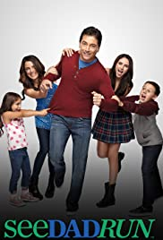 See Dad Run Poster - TV Show Forum, Cast, Reviews