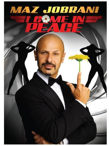 image Maz Jobrani: I Come in Peace (2013) (TV) Watch Full Movie Free Online