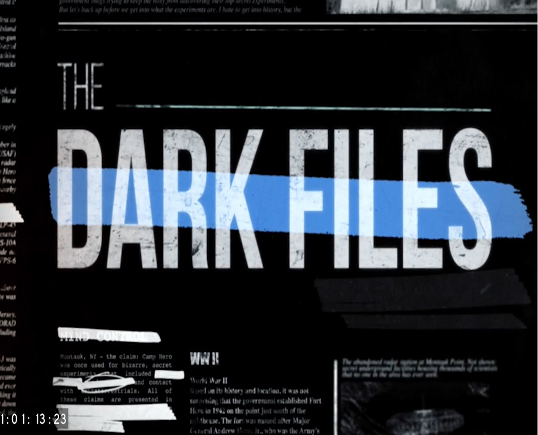 image The Dark Files (2017) (TV) Watch Full Movie Free Online
