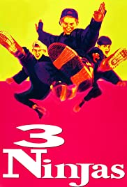 3 Ninjas (1992) Poster - Movie Forum, Cast, Reviews