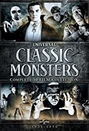Universal Horror(1998) Poster - Movie Forum, Cast, Reviews