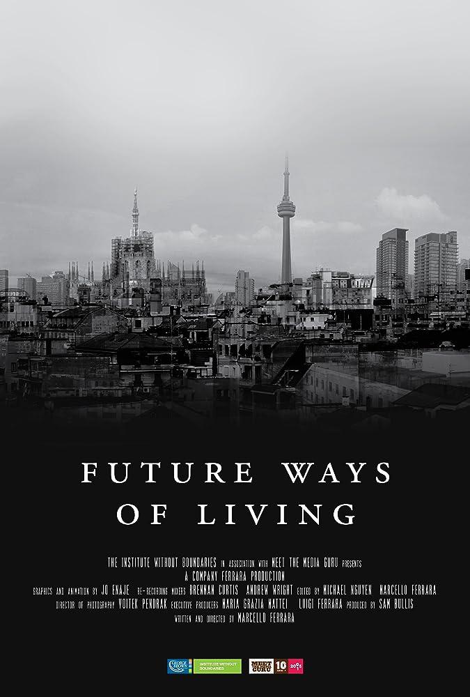 Future Ways of Living