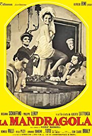 La mandragola (1965) Poster - Movie Forum, Cast, Reviews