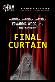 Final Curtain Poster