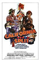 California Split (1974) Poster