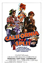 California Split (1974) Poster - Movie Forum, Cast, Reviews