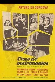 Cena de matrimonios Poster