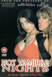 Hot Vampire Nights Poster