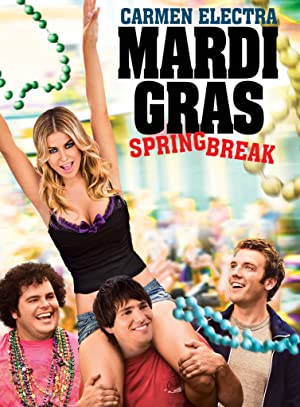 Mardi Gras: Spring Break poster