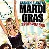 Carmen Electra, Nicholas D'Agosto, Bret Harrison, and Josh Gad in Mardi Gras: Spring Break (2011)