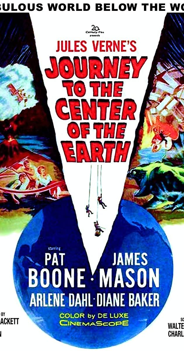 Journey to the Center of the Earth (1959) - IMDb