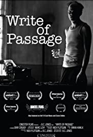 Write of Passage Poster