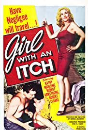 Girl with an Itch Poster