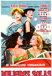 Donne sole Poster