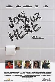 Jon Wuz Here Poster